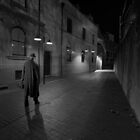 The Lonely Walk Home by David  Hibberd