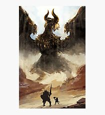 Diablos Photographic Print