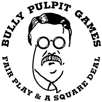 Bully Pulpit Games Logo by bullypulpitHQ