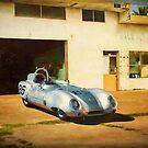 1957 Lotus Eleven Le Mans by Stuart Row
