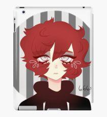 cry cry iPad Case/Skin