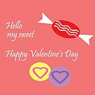 Hello My Sweet by CreativeEm