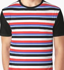 Camiseta gráfica Jeremy Heere - Be More Chill stripes