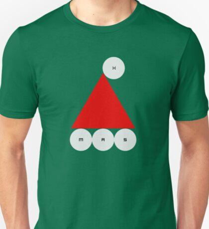 Square Xmas Away T-Shirt