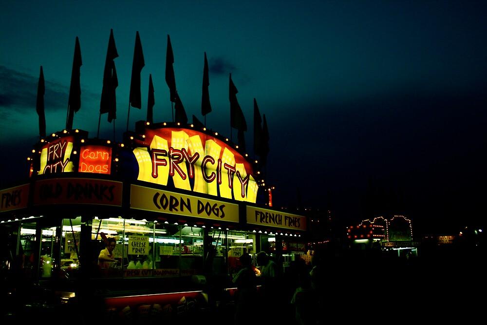 Fry City by lbriem