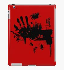 Bloody Guns! iPad Case/Skin