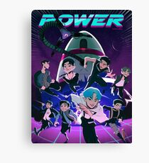 EXO POWER! Canvas Print