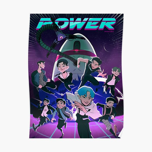 Exo Posters | Redbubble