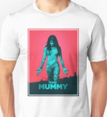 the mummy is terrify Unisex T-Shirt