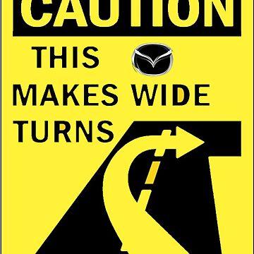 Drift Mazda by theUnwise