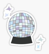 Disco Sticker