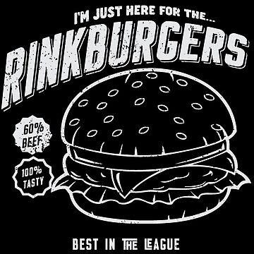 Rink Burgers by cupacu