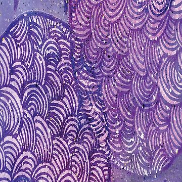 Abstract Series - Ocean Creature by nadiairianto
