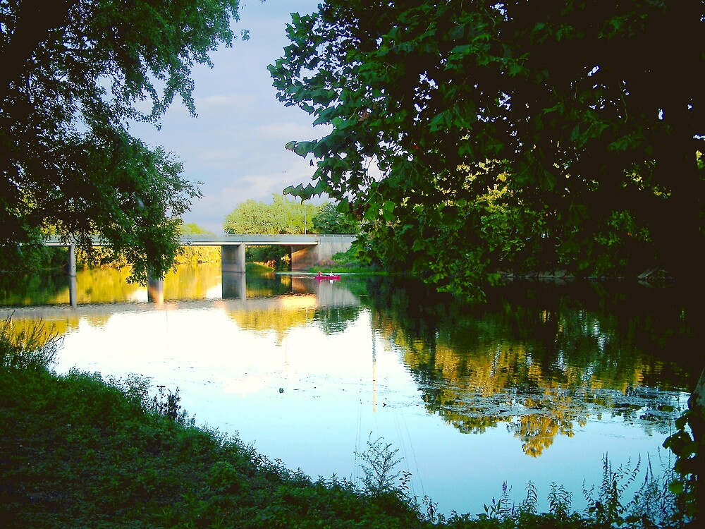 Like a River by Judi Taylor