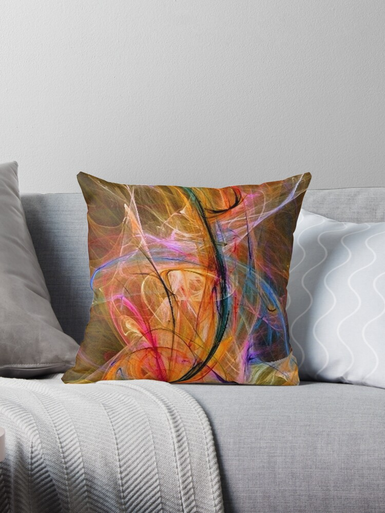Electric Circus-Art Prints-Mugs,Cases,Duvets,T Shirts,Stickers,etc by Robert Burns