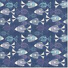 Here, Fishy Fishy! by karapeters