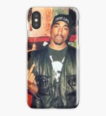 biggie smalls tupac  iPhone Case/Skin