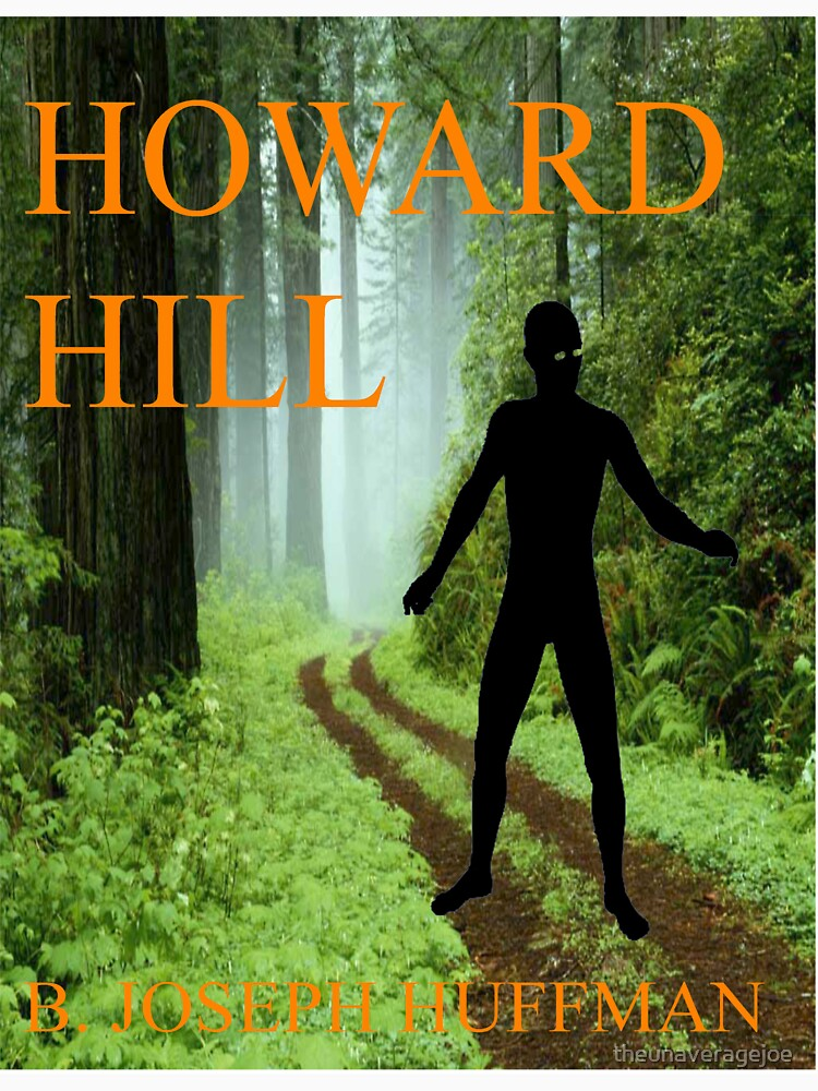 Howard Hill e-book cover by theunaveragejoe
