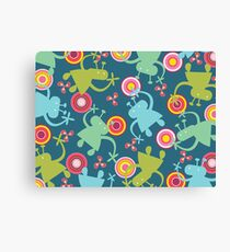 Spaced Out! Canvas Print