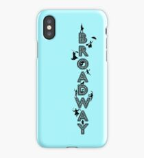 Broadway Marquee Celebration iPhone Case