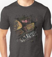 Broken Piano Unisex T-Shirt