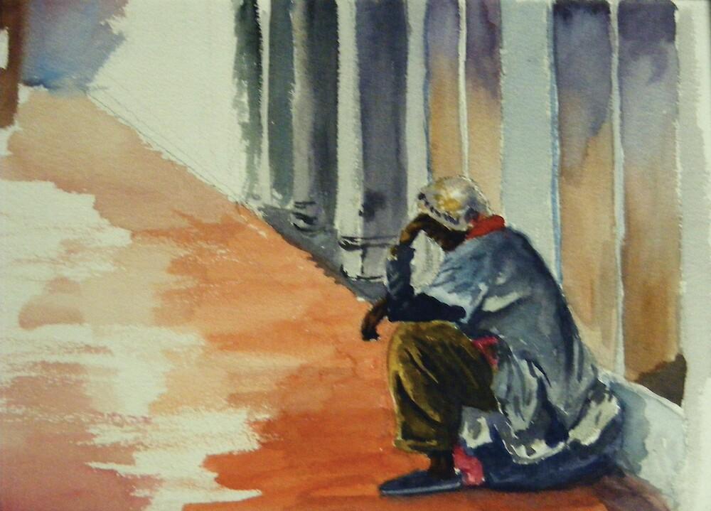 Homeless by Enos