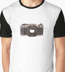 Canon AE-1 Graphic T-Shirt