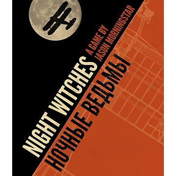 Night Witches Cover by bullypulpitHQ