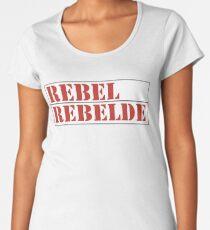 Rebel(de) Women's Premium T-Shirt