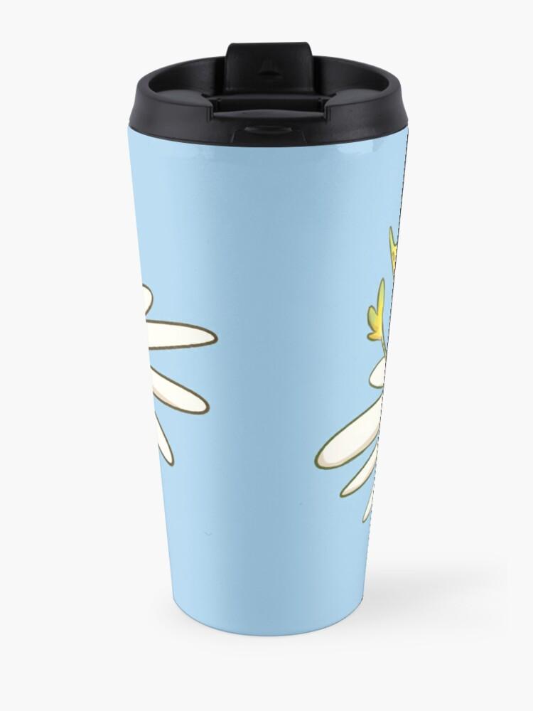 Alternate view of Daisy Dragon Travel Mug