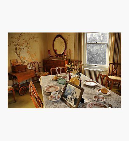 Breakfast Room Photographic Print