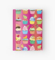 Cupcakes Galore Delicious Yummy Sugary Sweet Baked Treats Hardcover Journal