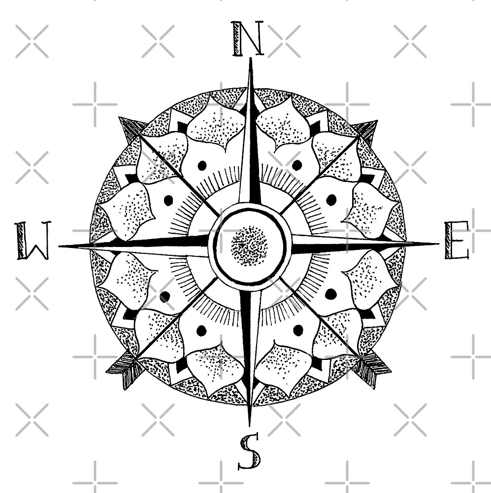 Compass by georgiamason