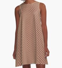 Seminole Stripes Gameday Dress A-Line Dress