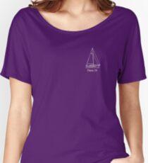 dana 24 white Women's Relaxed Fit T-Shirt