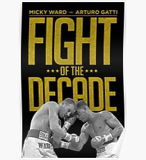 Fight Of The Decade Poster