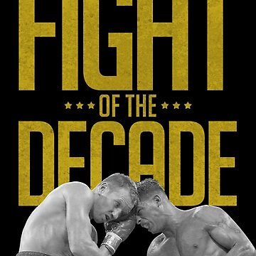 Fight Of The Decade by enricoalonzo