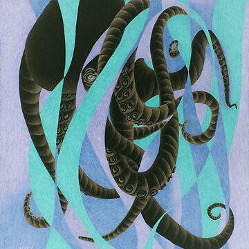 Midnight Kraken by SchwaigerStudio