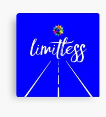 Limitless DECA Canvas Print
