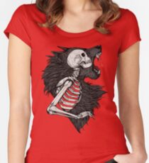 Lilith's Brethren colour Women's Fitted Scoop T-Shirt