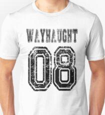 Wayhaught | 08 | College Style Unisex T-Shirt