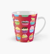 Cupcakes Galore Delicious Yummy Sugary Sweet Baked Treats Tall Mug