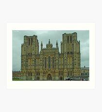 Cathedral Church of St. Andrew Art Print