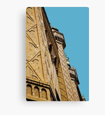 The Forum Canvas Print