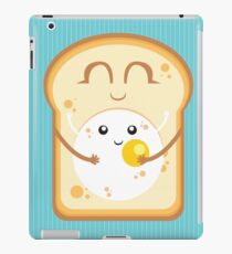 Hug the Egg iPad Case/Skin