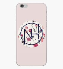 Niall floral logo  iPhone Case