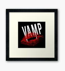 VAMP Framed Print