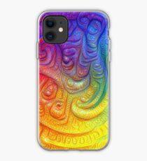 Color Foam #DeepDream iPhone Case