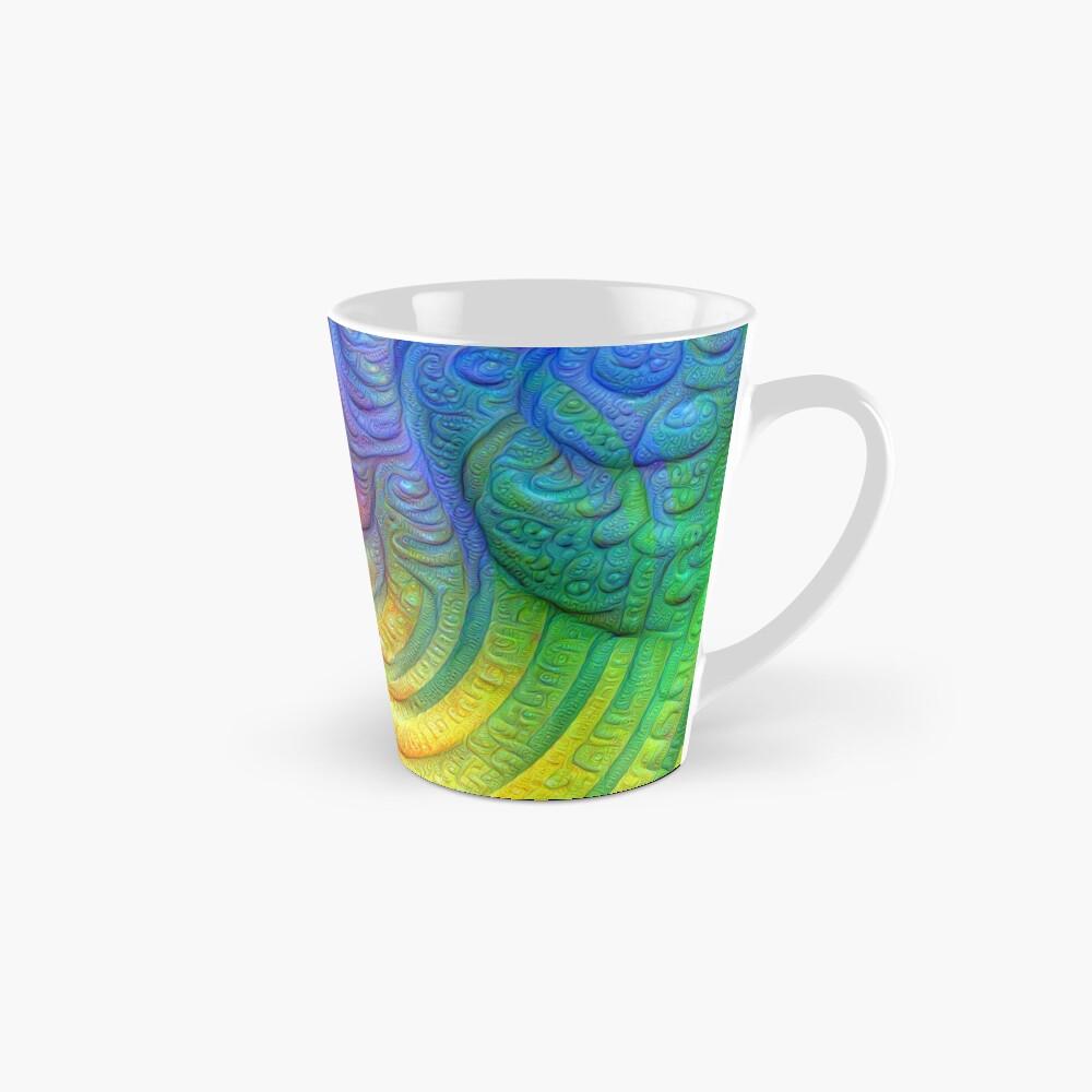 Color Foam #DeepDream Mug