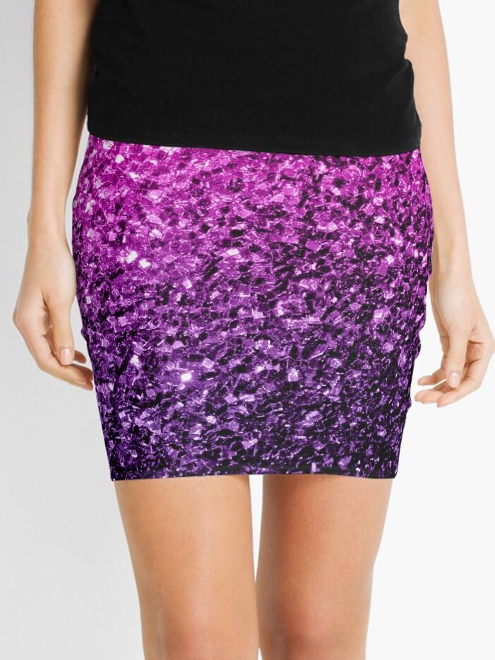749510a7 Beautiful Purple Pink Ombre glitter sparkles